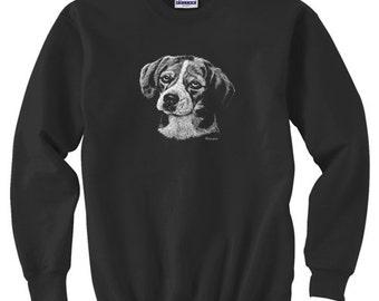 Crewneck Sweatshirt / Beagle