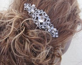 Wedding hair comb Bridal hair jewelry Wedding hair accessories Bridal hair comb Wedding headpiece Bridal jewelry Wedding accessories