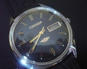 Vintage Citizen Automatic- Day/Date 21 Jewels Gents Wrist Watch from the 70's (2)