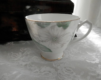 Vintage Crownford tea cup Fine Bone China Made in England