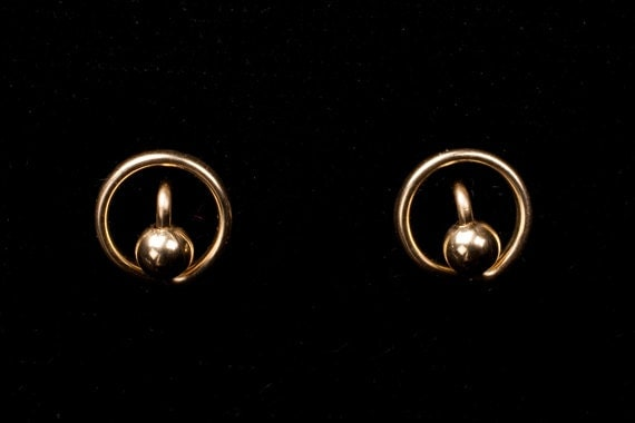 TWO Pairs, SMALL stud earrings,  gold filled, sterling silver, allergy safe niobium, CHOOSE your beads, 7mm diameter