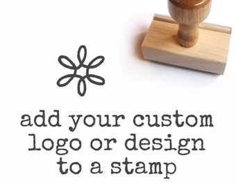 Custom Logo Stamps, Your Artwork On A Stamp, Business Card Stamps, Custom Stamps, Logo Stamps, Business Stamps