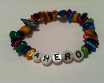 Anti-Bullying bracelet