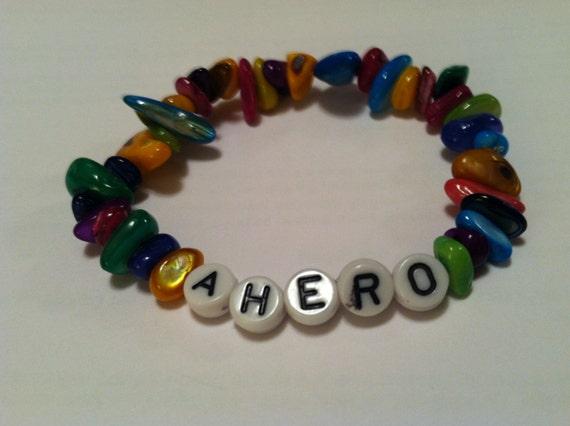 anti bullying bracelet by karlajophoto on etsy
