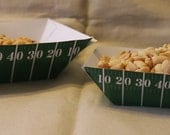Football Party - Large & Small Food Boat or bowl Printable DIY INSTANT DOWNLOAD