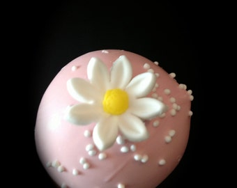Daisy Cake Pop Accents