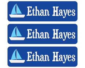Personalized Kids Labels