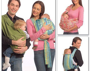 McCall's Baby Sling Pattern 5678 One Size