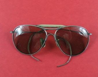 1930s Aviator Sunglasses