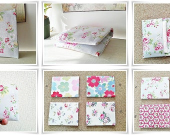 Cath Kidston cotton canvas sanitary pouch or tissue pouch