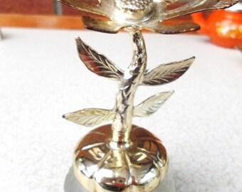 Vintage Avon collectors novelty jar bird of paradise