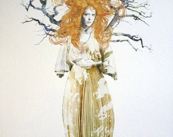 Guinevere Fine Art Print