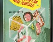 1950's craft book