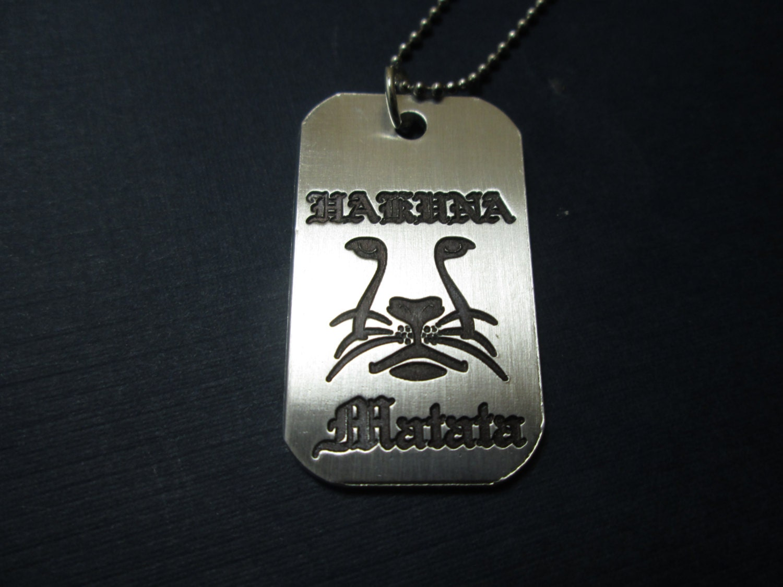 Hakuna Matatanecklace Ebay