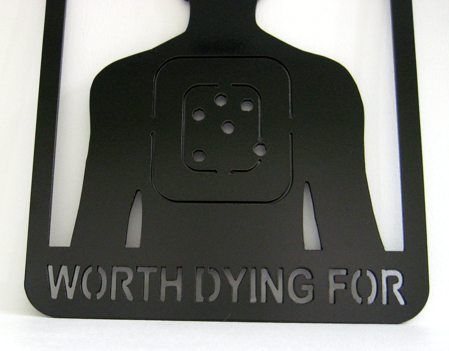 Nothing Inside Worth Dying For Home Security By