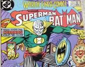 World's Finest Comics Superman and Batman  Vol. 1, No. 321