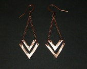 DOUBLE VICTORY EARRINGS
