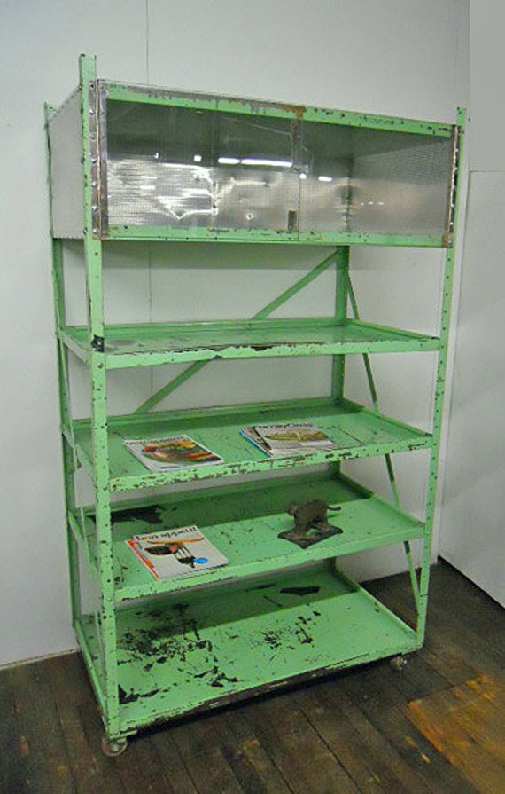 Reserved Jh Industrial Shelving Rack By Urbanfactoryclassics