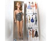 Barbie 1959 Reproduction 1993 Stock No. 850
