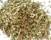 Organic LEMON VERBENA, Vervain - Makes a Delicious, Vibrant, Lemony Tea - Half Ounce