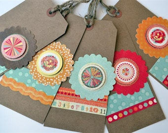 Gift Tags - (Set of 5)