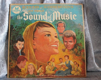 Vintage Rodgers and Hammerstein's The Sound of Music