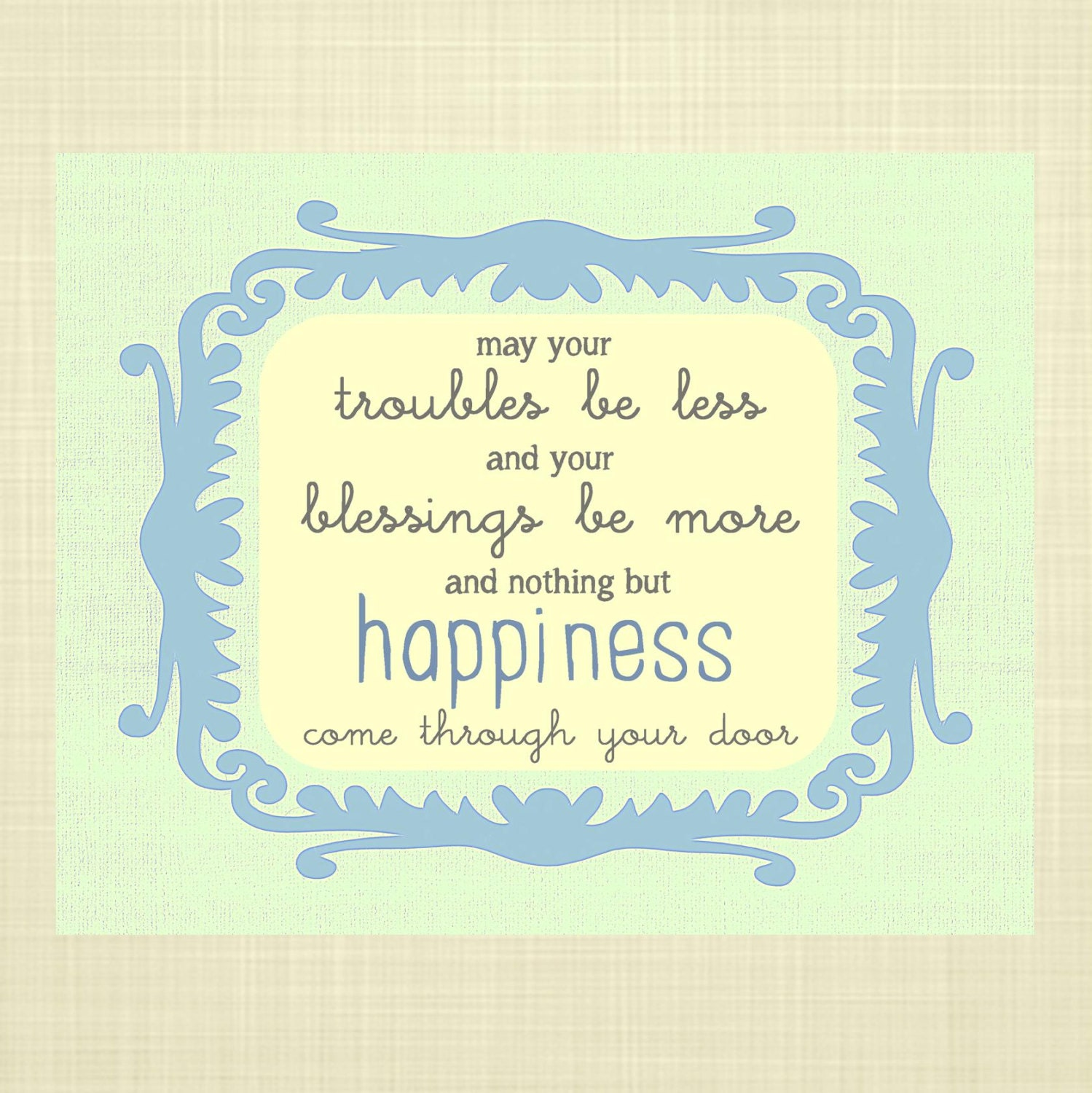 baby blessing quote - photo #16