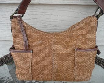 ON SALE Vintage Fossil Handbag