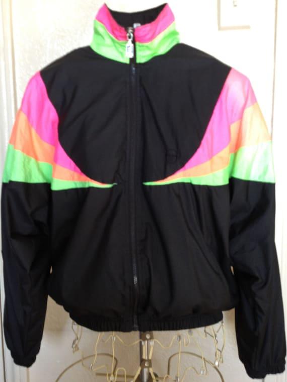 super rare vintage sergio tacchini track jacket 80s 90s. Black Bedroom Furniture Sets. Home Design Ideas