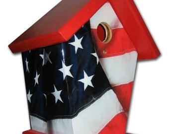 U.S.A Birdhouse