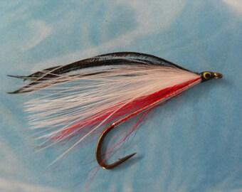Fishign Fly, Ballou Special,  Marabou Streamer Fly, Smelt Imitation