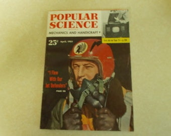 Popular Science Monthly April 1951