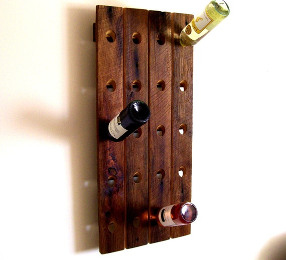 barnwood wine rack reclaimed wood wine rack barn wood riddling rack 1489