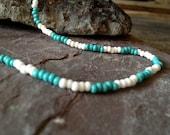 Davy Jones Necklace - The Monkees - Love Beads - Replica Jewelry
