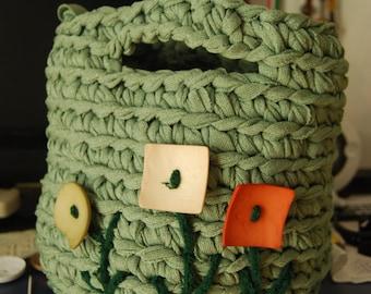 Spring Grass bag