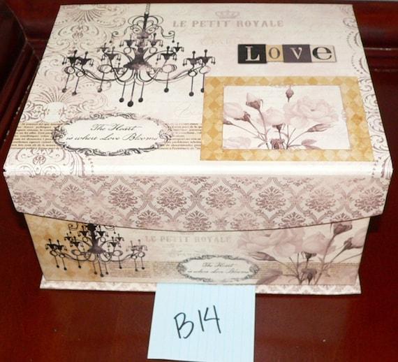 Wedding or Bridal Shower Candle Gift Basket w/Poem