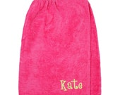 Personalized Youth Towel Wrap