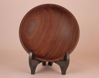 Exotic Wood Bowl - Hand Turned Cocobolo