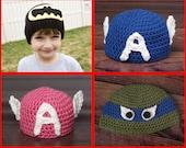 Superhero Hats