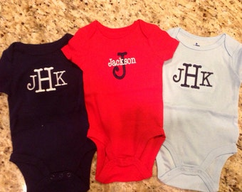 Personalized Onzies for Baby