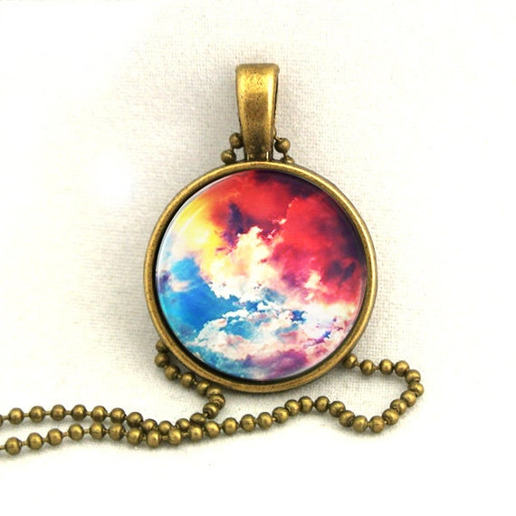 10% SALE Necklace Sky Galaxy Jewelry, Universe, Space, Pendant Necklaces,Constellation,Gift For Her