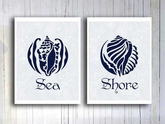 Unavailable listing on etsy for Shore home decor