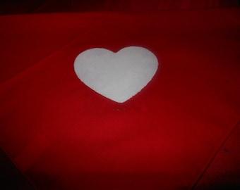 Pet Heart Bandana