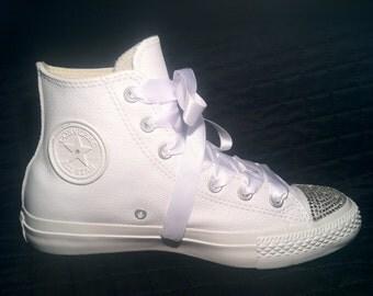 Custom converse wedding shoes chuck taylor all star jpg 340x270 Converse  wedding shoes 3cbbfed79