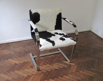 Cowhide Brno Chair