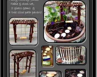 Fairy Garden Furniture josaelcom
