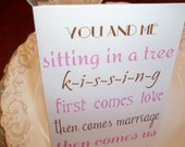 Valentine's Day Card, anniversary, birthday, I love you, just because, forever, couple, husband, wife