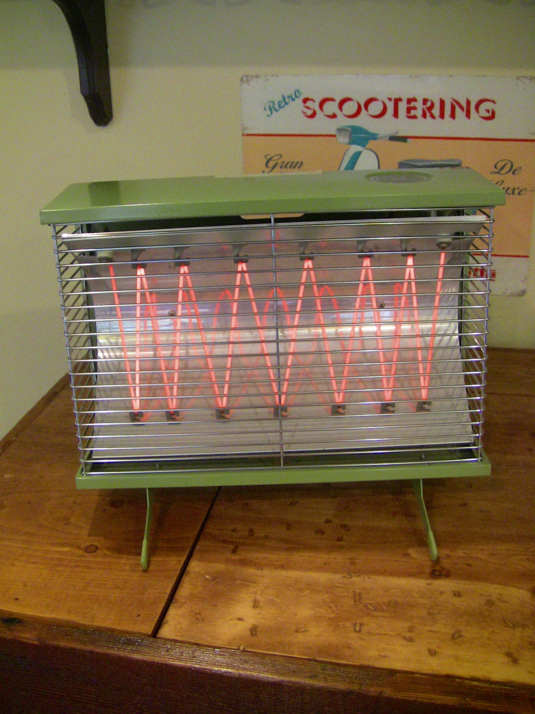 Vintage Electric Heater - Teens Hd Pics-2438