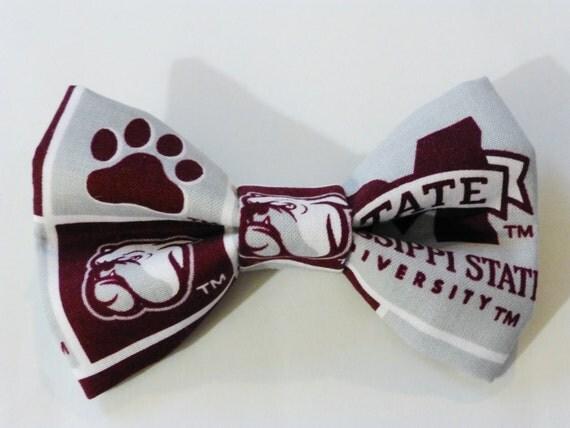 Mississippi State Dog Collar