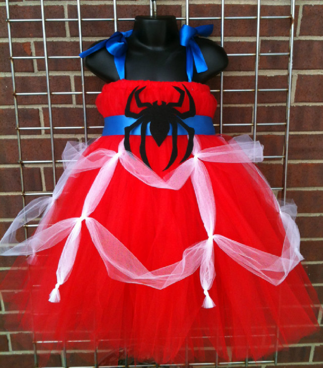 Spidergirl Tutu image used with Nekoda's permission